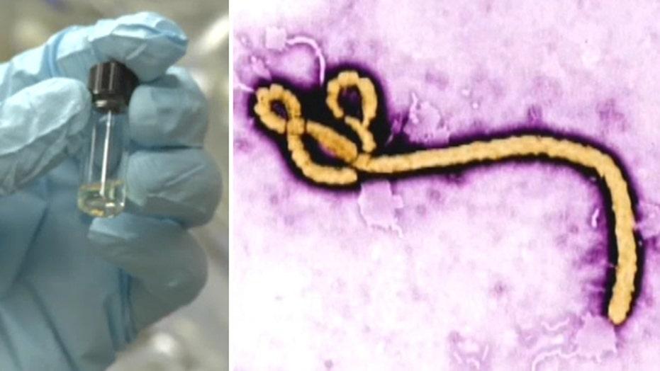 Will experimental Ebola treatment be used?