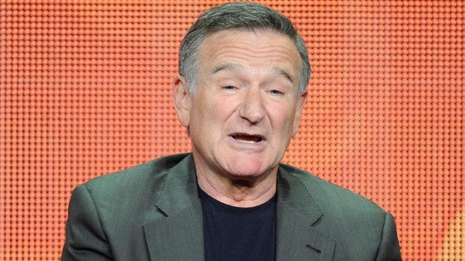 Robin Williams dies in suspected suicide