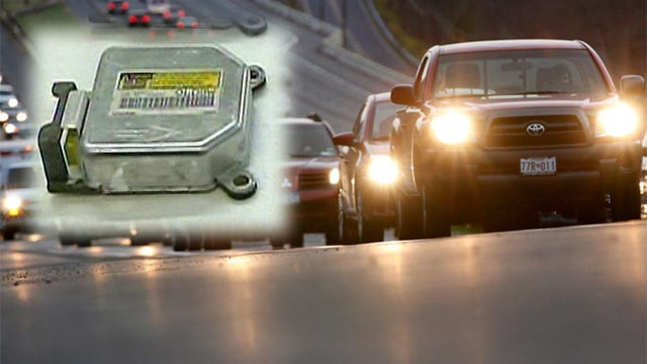 Debate heats up over 'black boxes' in cars