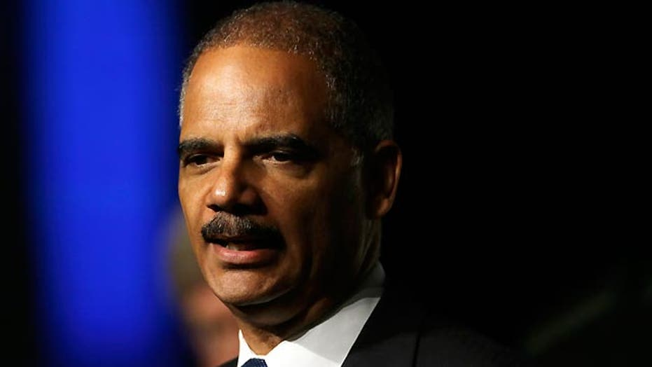 Attorney General Eric Holder wants to get 'smarter' on crime