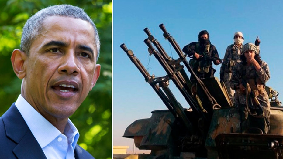 Obama under fire for underestimating Islamic State threat