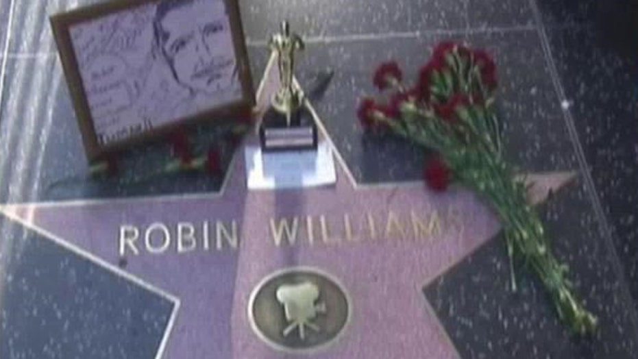 Hollywood mourns the loss of Robin Williams