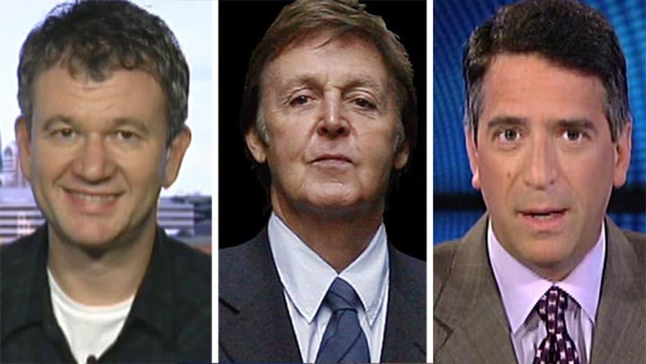 The Foxhole: Tumultuous decade for rocker Paul McCartney