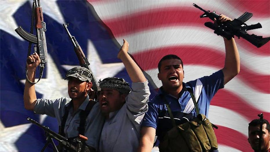 Is there a threat of US-born terrorists?