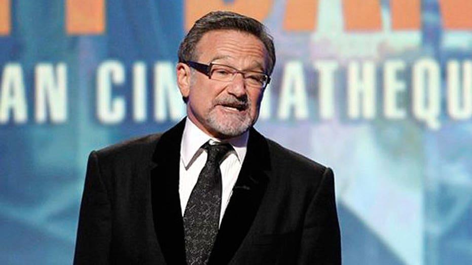 Inside Robin Williams' tragic death