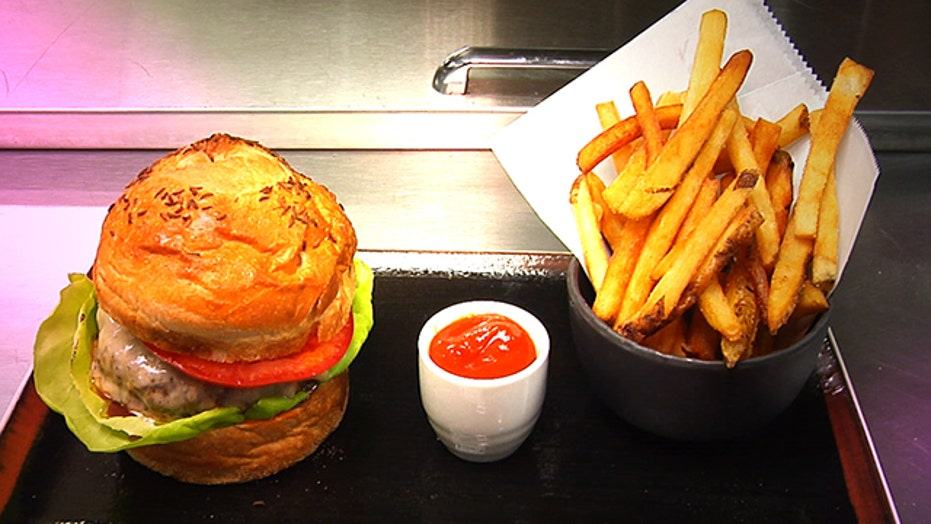 Making Monarch Room's Off-the-Menu Burger