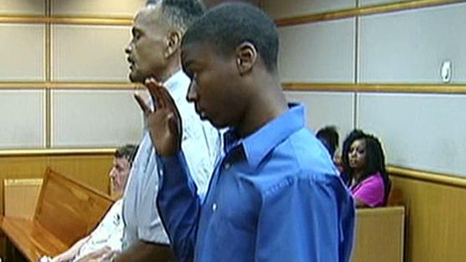 Court appearance for teens accused in vicious bus beating