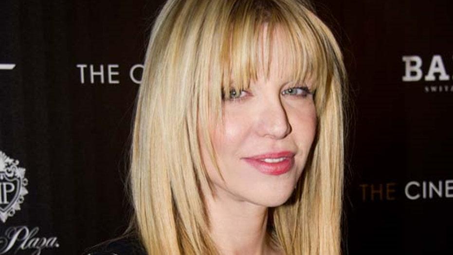 Courtney Love lost $27 million