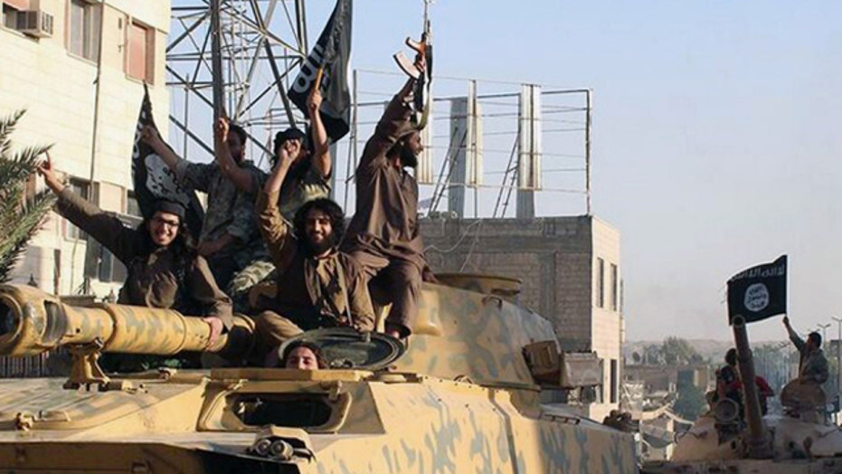 Peters: Islamic State the most brutal force I've ever seen