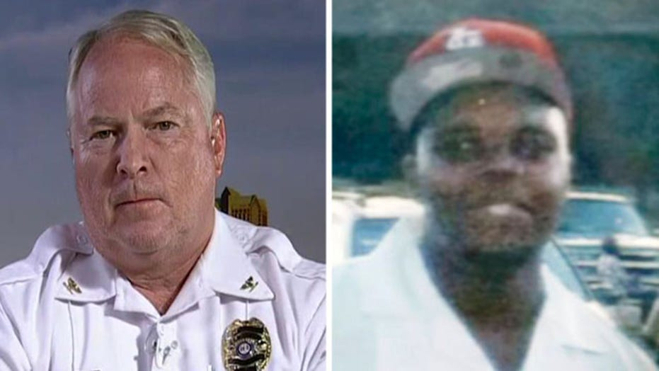 Ferguson police chief reacts to shooting of unarmed teen