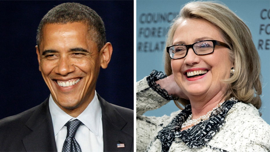 Clinton, Obama set to meet, 'hug it out'