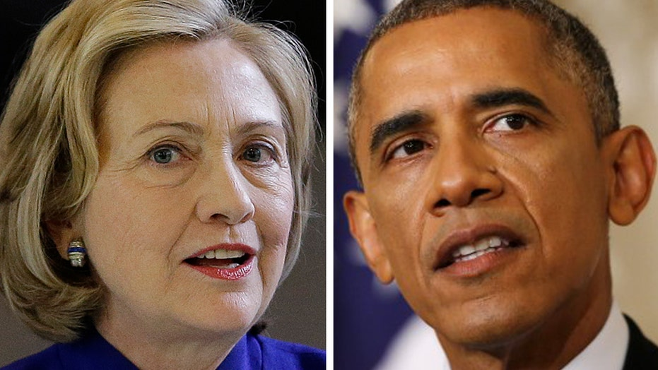 Hillary and Obama: Good friends, better 'frenemies'?
