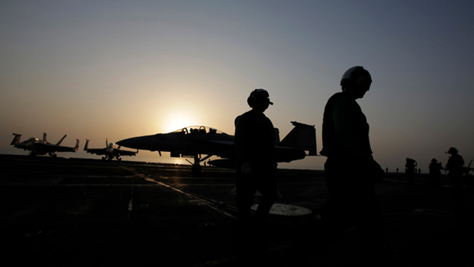 The dangers pilots face in Iraq