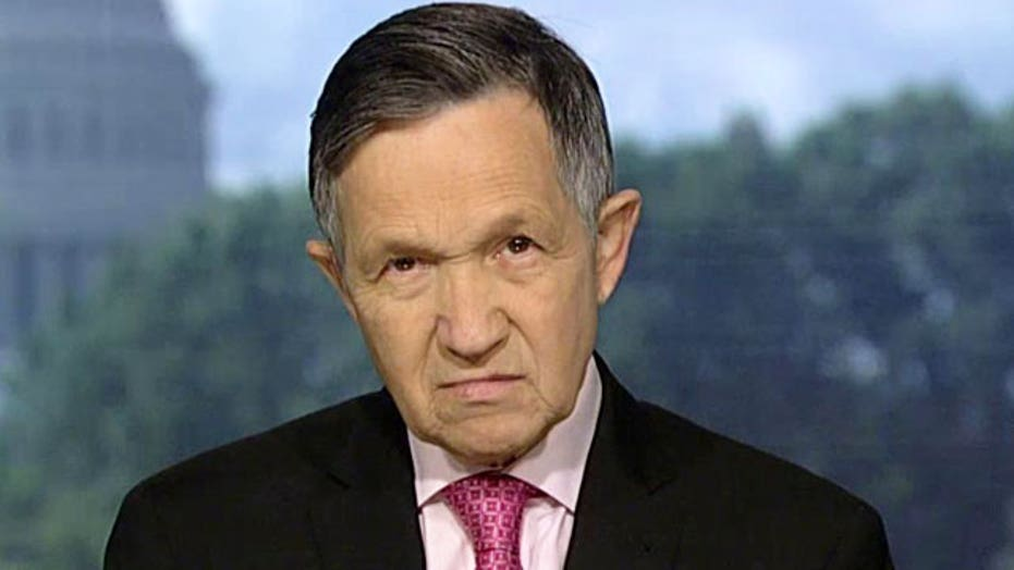 Kucinich: US intervention caused militant takeover in Iraq