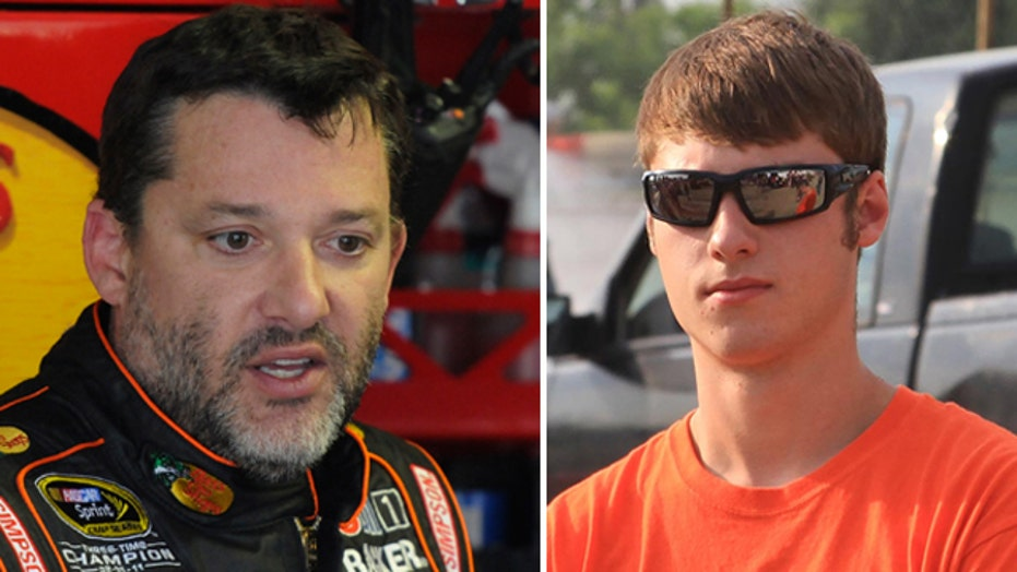 Kevin Ward's father lashes out at Tony Stewart