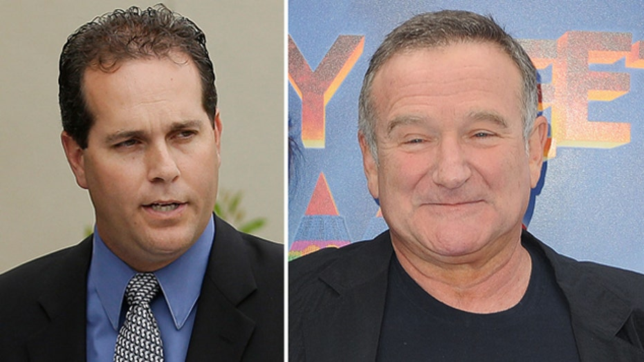 Why were Robin Williams suicide details released?