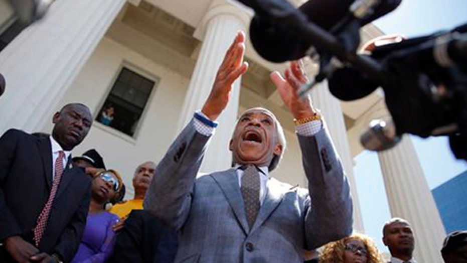 Al Sharpton helping or hurting situation in Ferguson?