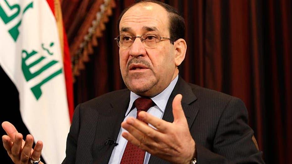 Iraqi state TV: Prime Minister al-Maliki concedes power