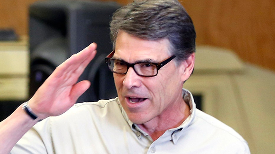 Perry: Troops on border critical to defending America