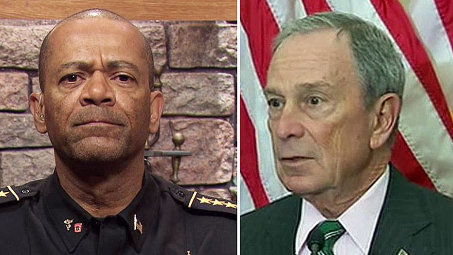 Milwaukee sheriff: 'Bloomberg made a huge miscalculation'
