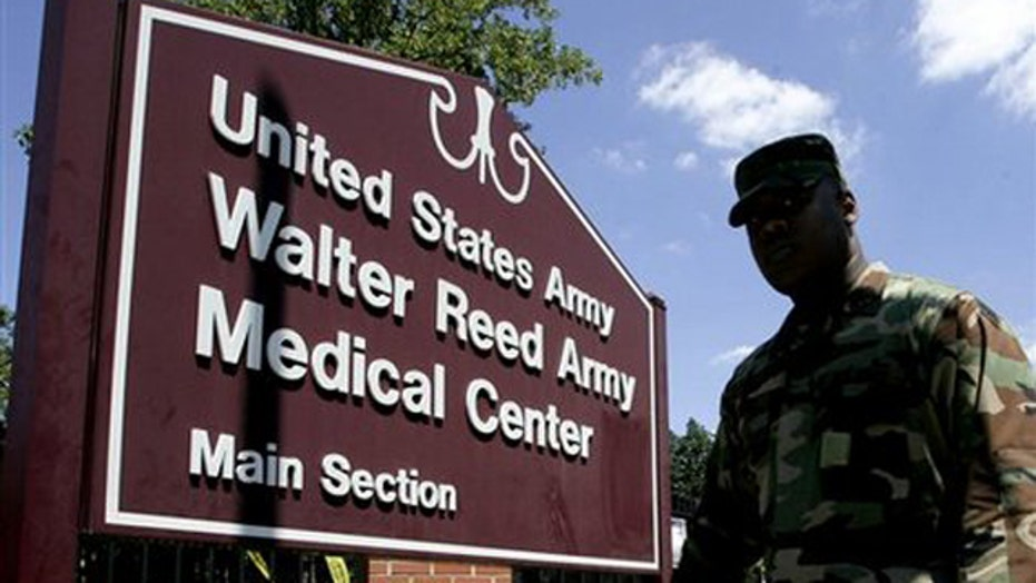 Troubling budget cuts hit Walter Reed Medical Center