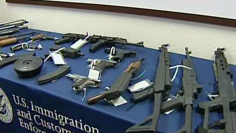 More 'Fast and Furious' weapons found at Mexico crime scenes