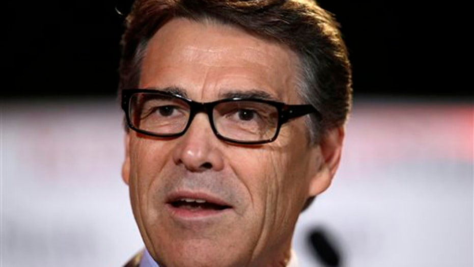 Gov. Rick Perry indicted by grand jury for abuse of power