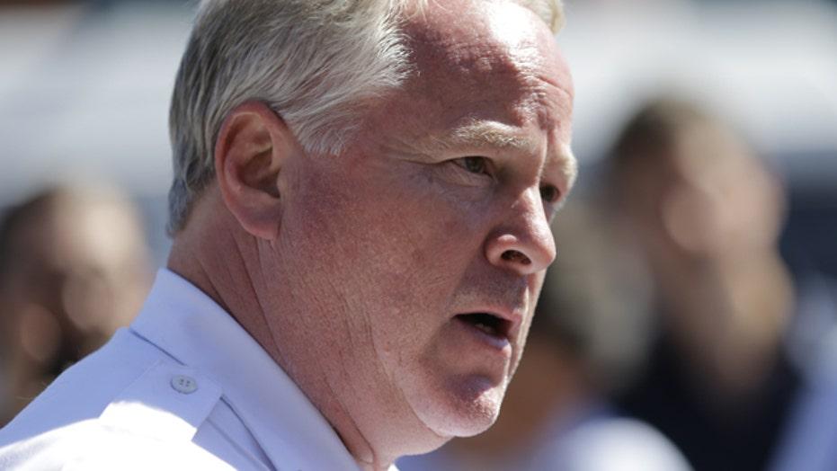 Ferguson police reveal name of officer involved in shooting