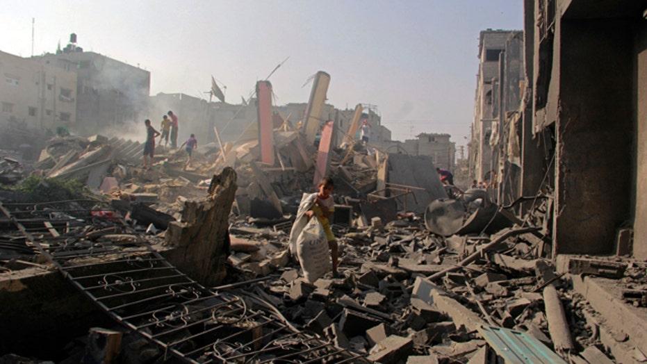 New push for peace deal between Israel, Hamas