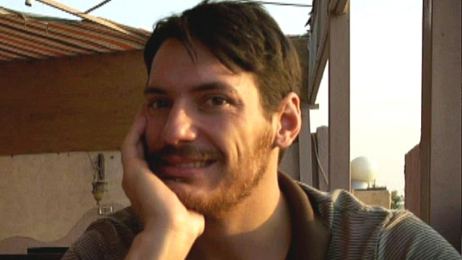Texas family holds out hope for son missing in Syria
