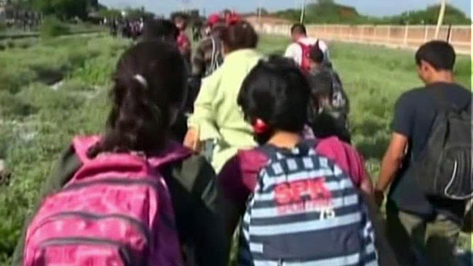 How is Texas prepping for next surge of illegal immigrants?