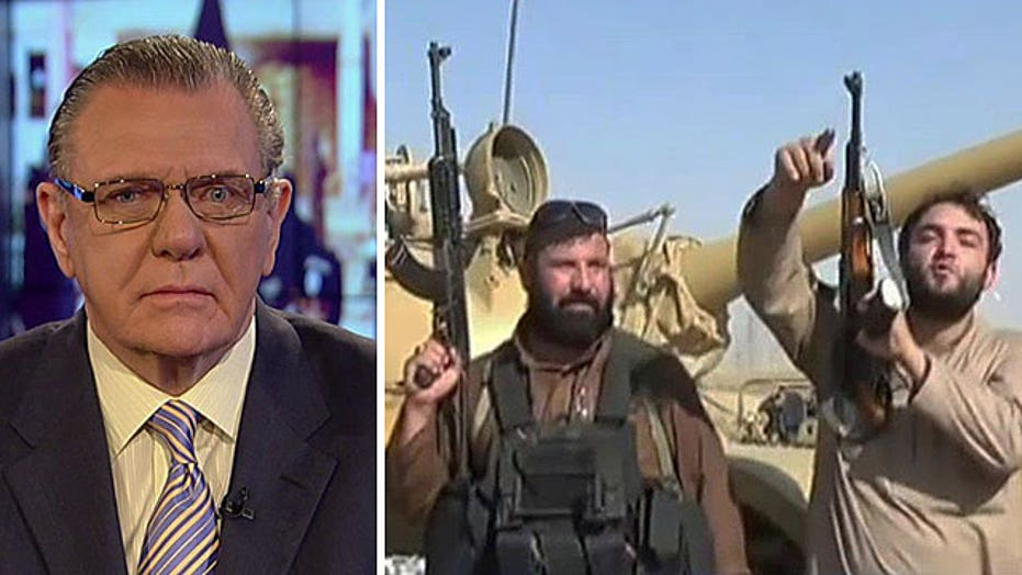 Keane: Military 'very frustrated' with lack of Iraq strategy