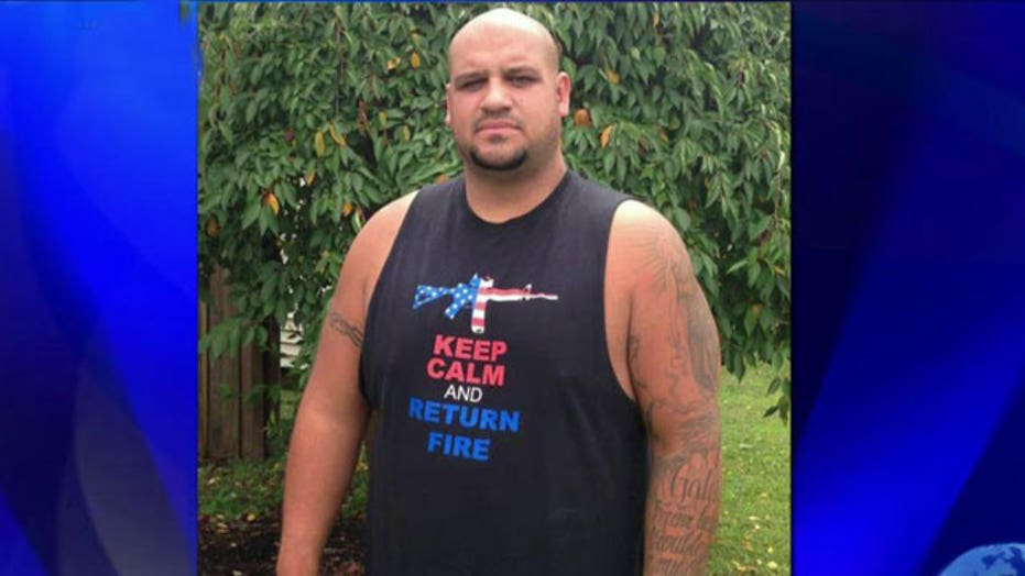 Six Flags turns veteran away because of shirt