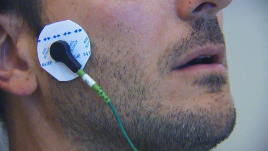 Targeting jaw pain