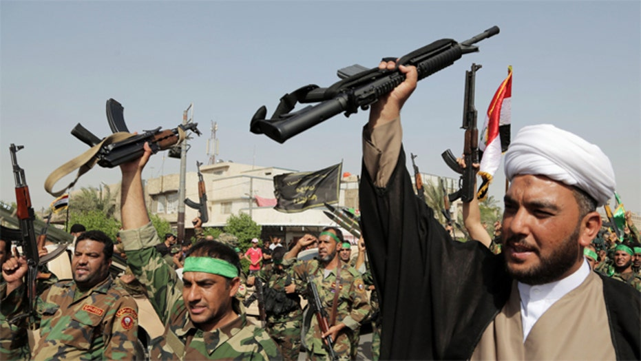 Can Iraq squash ISIS by giving Iraqis share of oil reserves?