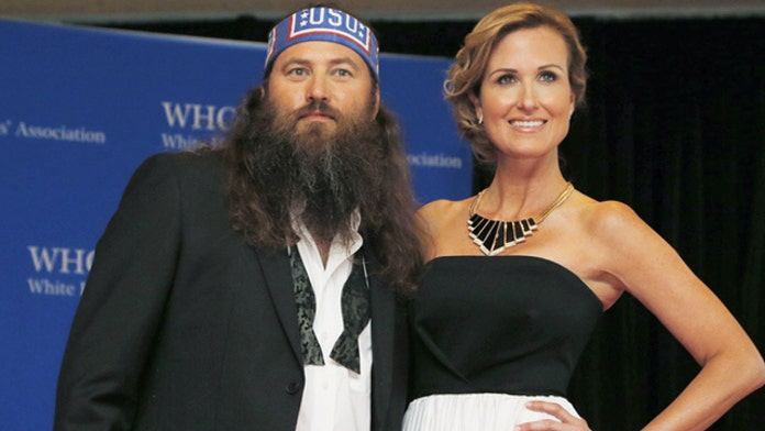 Willie and Korie Robertson talk 'Duck Dynasty' ratings decline: It's just the season
