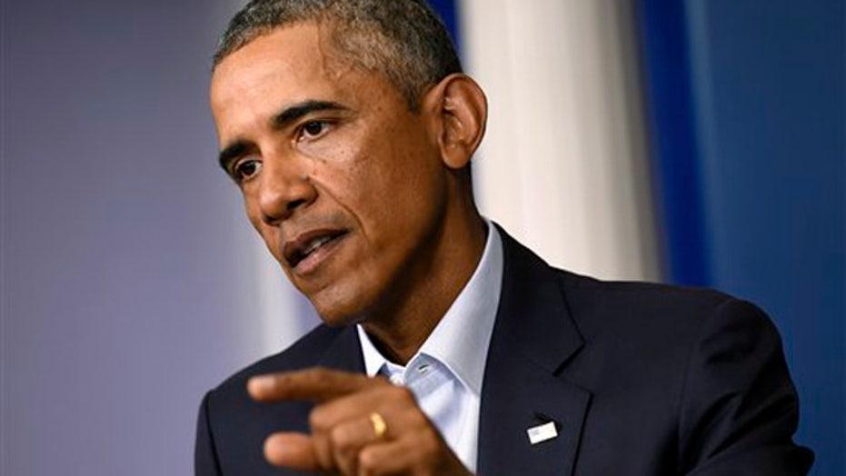 President Obama disregarding the Constitution