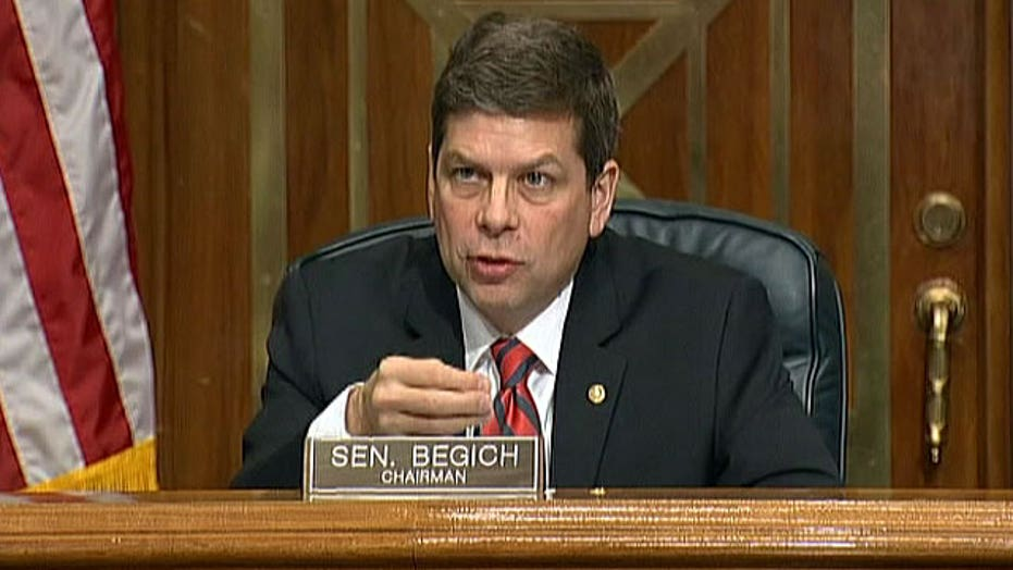 Begich's Senate re-election fight in Alaska a 'tossup'
