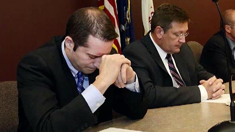 Public prayer at center of landmark Supreme Court case
