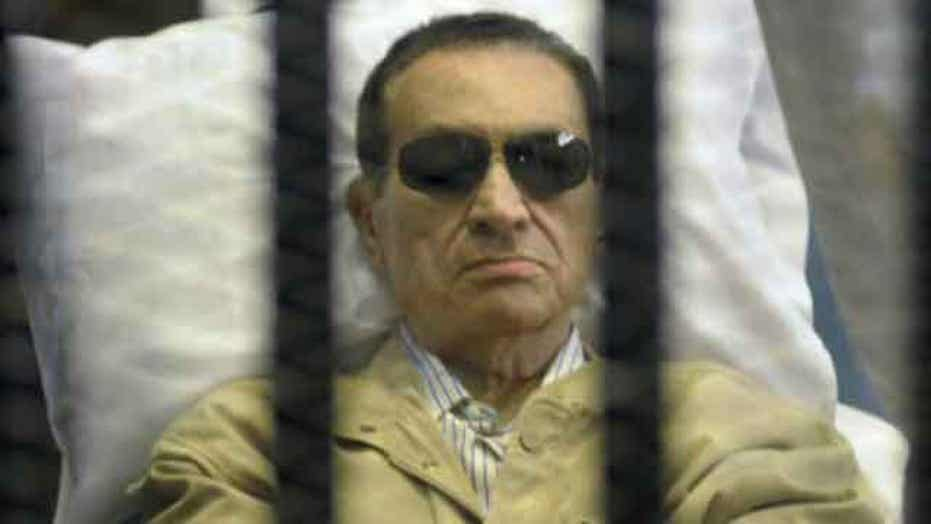 Report: Mubarak ordered freed from jail