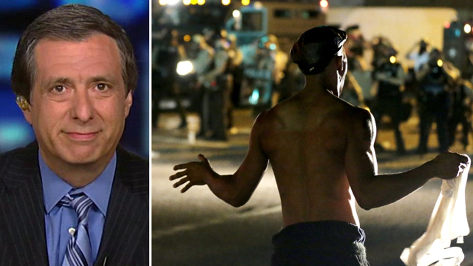 Liberal outlets creating lynch mob mentality in Ferguson?