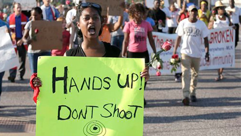Media coverage of the Michael Brown shooting