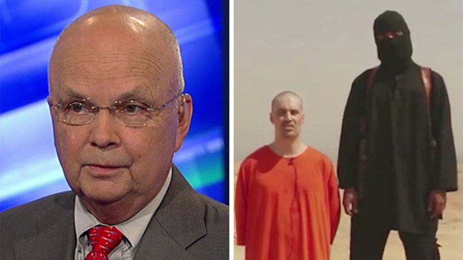 Exclusive: Gen. Hayden on alleged ISIS execution of American