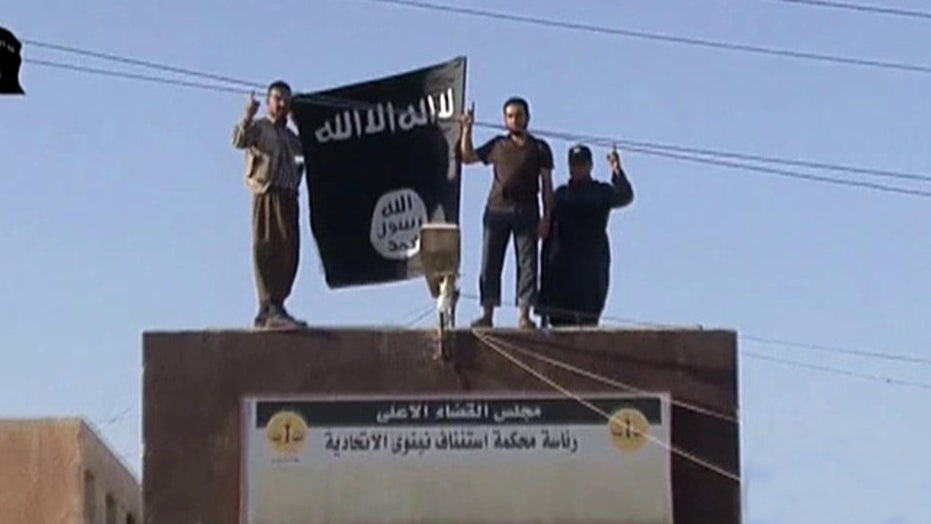 ISIS outing agents from Mideast intelligence services