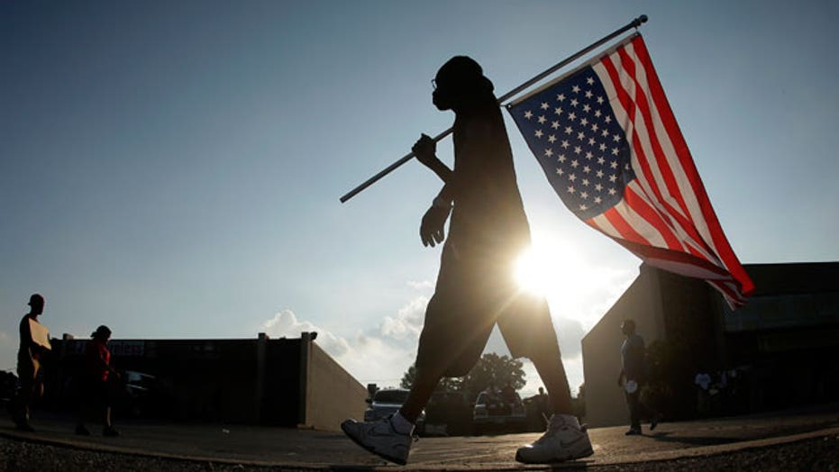 What is the path to justice in Ferguson?