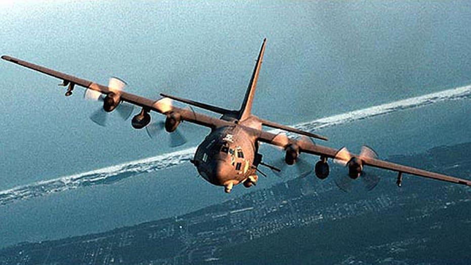 C-130 Hercules cargo plane marks 60th anniversary