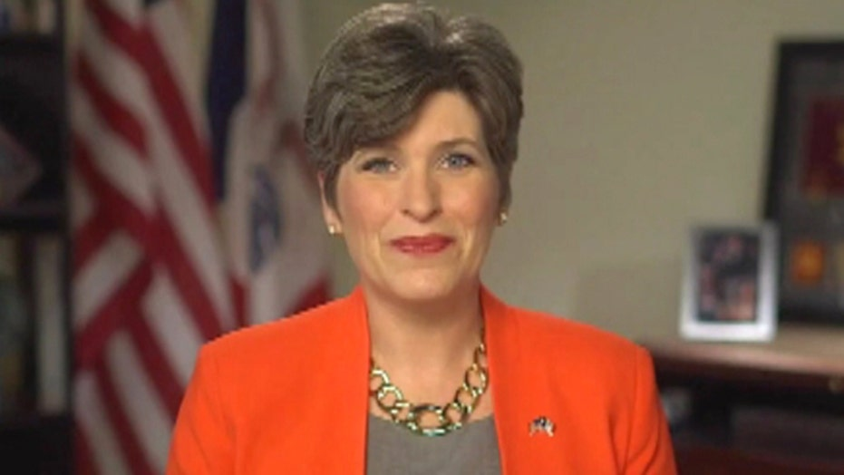 Joni Ernst: 'America's greatness comes from people'