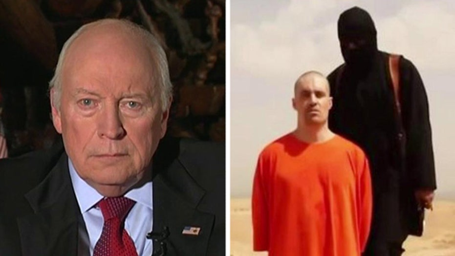 Exclusive: Dick Cheney on ISIS beheading of journalist