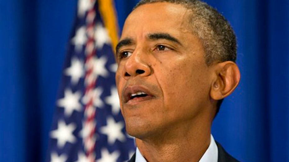 Obama vows to increase pressure against the Islamic State