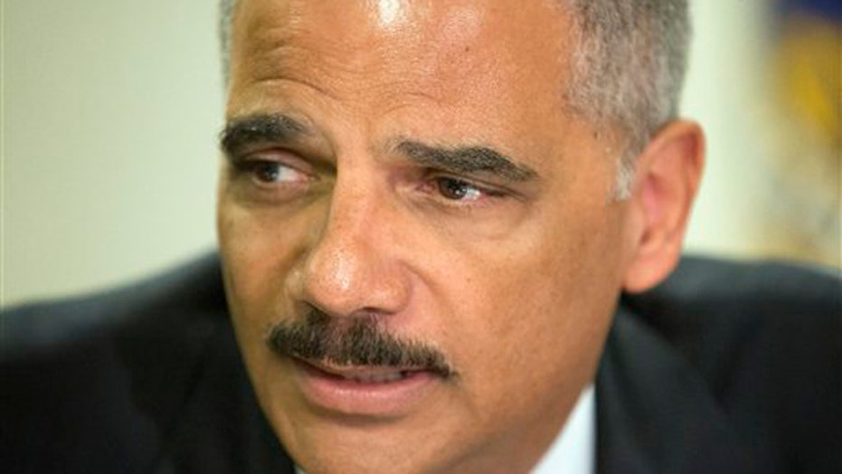 Eric Holder and the Michael Brown investigation